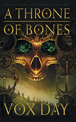 9789527065020: A Throne of Bones (Arts of Dark and Light)