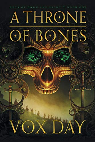 9789527065242: A Throne of Bones (Arts of Dark and Light)