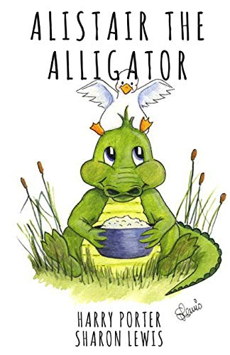 9789527114483: Alistair the Alligator