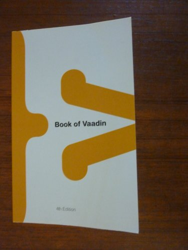 9789529267538: Book of Vaadin