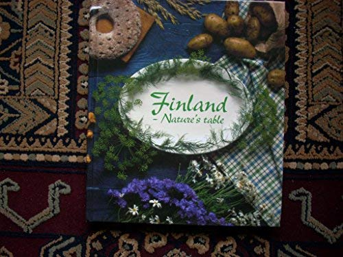 9789529750108: Finland: Nature's Table