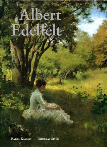 9789529924219: albert edelfelt 1854-1905