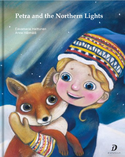 9789529975853: Petra and the Northern Lights