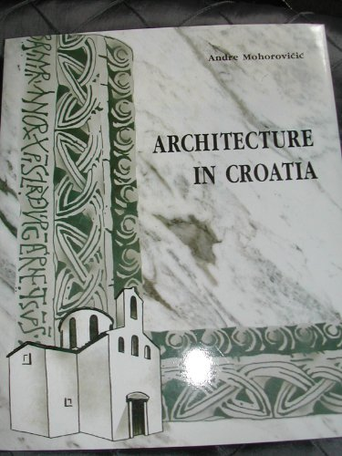 Architecture in Croatia: Architecture and town planning: Mohorovicic, Andre