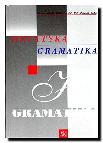 9789530400108: Grammaire croate