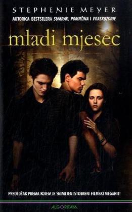 2) mladi mjesec (croata): Stephenie Meyer