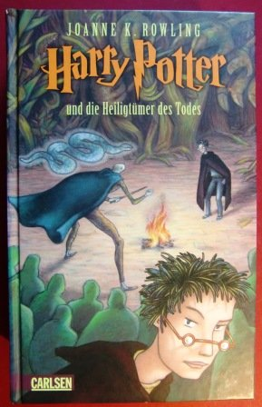 9789532205589: Harry Potter i Darovi Smrti (Harry Potter, #7)