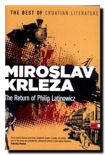 9789533044521: The Return of Philip Latinowicz