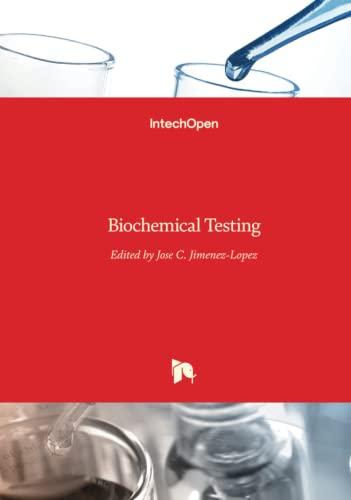 9789535102496: Biochemical Testing