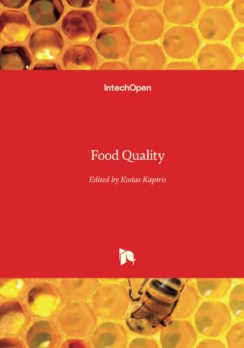 Food Quality (Hb 2014): Kapiris K.