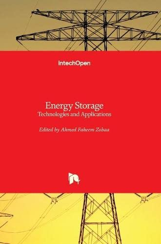 Energy Storage Technologies And Applications (Hb 2014): Zobaa A.F.