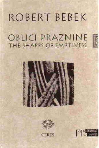 9789536108619: Oblici praznine =: The shapes of emptiness (Biblioteka Haiku poezija)