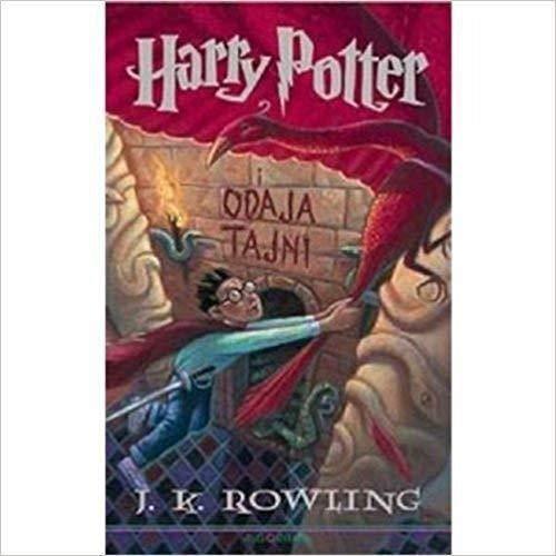 9789536450510: Harry Potter i odaja tajni (Harry Potter, #2)