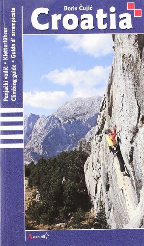 9789536912087: Croatia Rock Climbing Guidebook