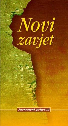 Croatian New Testament-FL