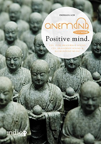 9789539976161: Brainwave Positive Mind Music - 2 CD Set - Sound Therapy New Age Healing