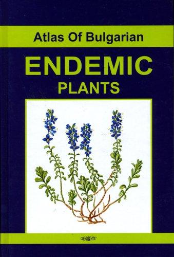 9789543000654: Atlas of Bulgarian Endemic Plants