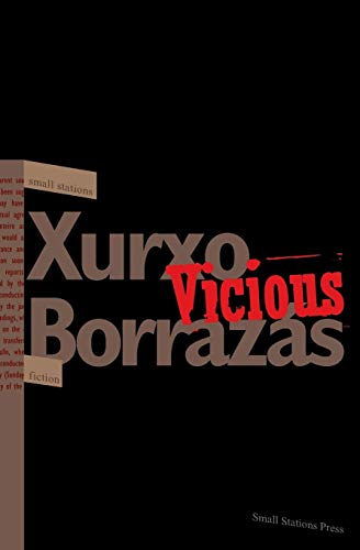9789543840380: Vicious (Small Stations Fiction)