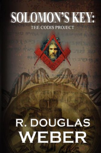 9789545857362: SOLOMON'S KEY THE CODIS PROJECT: A CONSPIRACY THRILLER