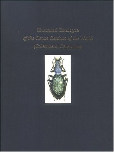 9789546422002: Illustrated Catalogue of the Genus Carabus of the World: Coleoptera: Carabidae (Pensoft Series Faunistica)