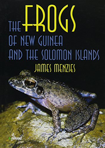 9789546422675: The Frogs of New Guinea and the Solomon Islands (Faunistica)