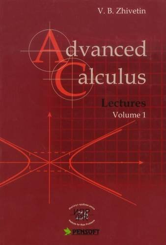 9789546422972: Advanced Calculus: Lectures