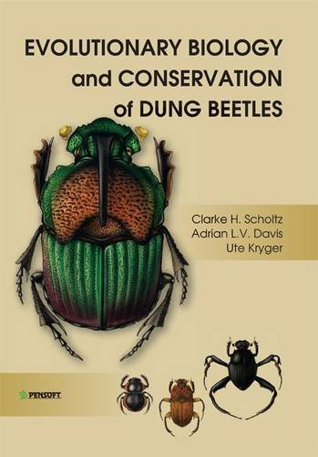 9789546425171: Evolutionary Biology and Conservation of Dung Beetles