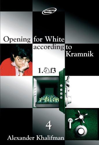9789548782265: Opening for White according to Kramnik 1.Nf3, Volume 4 (Repertoire Books)