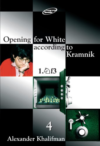 9789548782265: Opening for White according to Kramnik 1.Nf3, Volume 4 (Repertoire Books)
