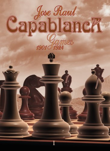 9789548782395: Jose Raul Capablanca: Games 1901-1924 (Games Collections)