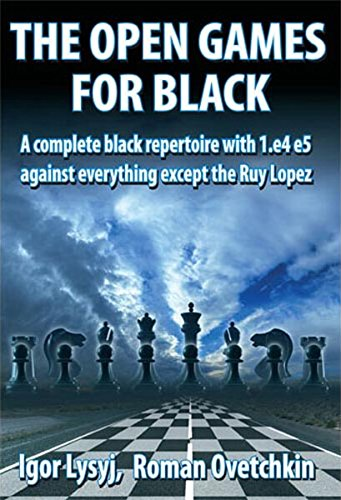 9789548782883: The Open Games for Black