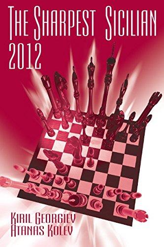 9789548782906: Sharpest Sicilian 2012