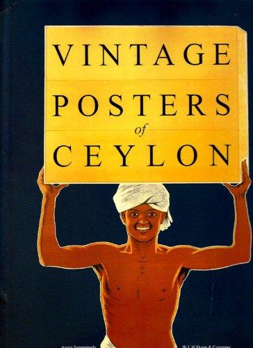 9789550131013: Vintage Posters of Ceylon