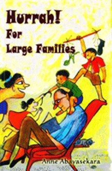 9789551266042: Hurrah! For Large Families