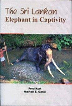 9789551266479: Sri Lankan Elephant in Captivity