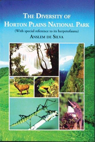 9789551266615: The Diversity of Horton Plains National Park