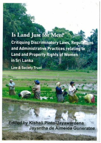 Is Land Just for Men: Kishali Pinto-Jayawardena, Jayantha