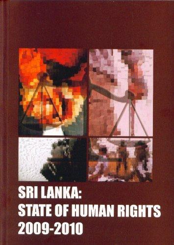 9789551302481: Sri Lanka: State Of Human Rights 2009 - 2010