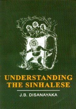 Understanding the Sinhalese (9552023238) by J. B Disanayaka