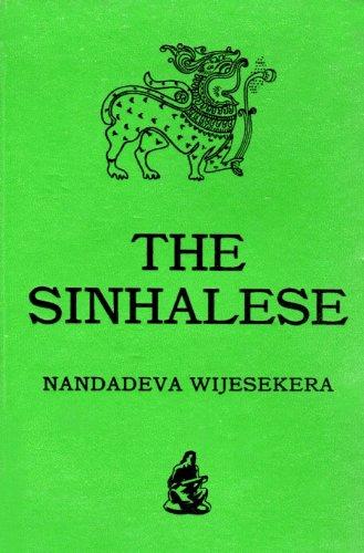 9789552104398: The Sinhalese