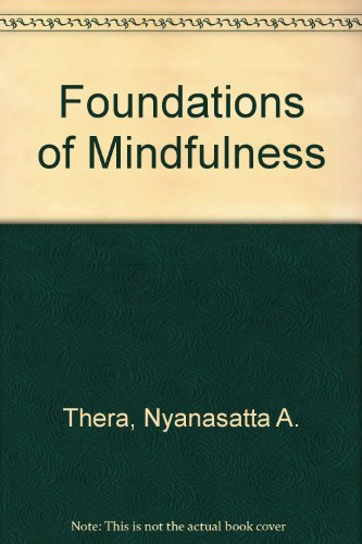 9789552401121: Foundations of Mindfulness
