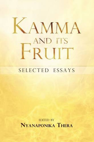 9789552402241: Kamma and Its Fruit: Selected Essays