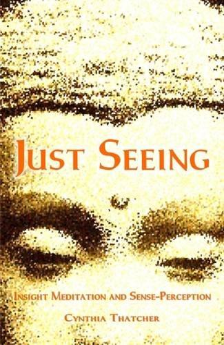 Just Seeing: Insight Meditation and Sense Perception: Cynthia Thatcher
