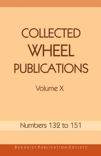 9789552403590: Collected Wheel Publications: Volume X: Numbers 132 to 151