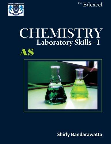 9789554114203: Chemistry Laboratory Skills - I: Alternative to Practicals