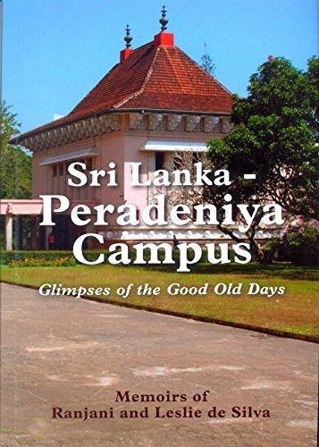9789554232709: Sri Lanka Peradeniya Campus