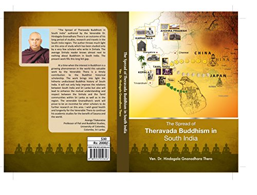 9789554252646: The spread of Theravada Buddhism in South India