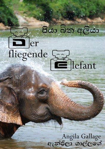 9789555258210: Der fliegende Elefant