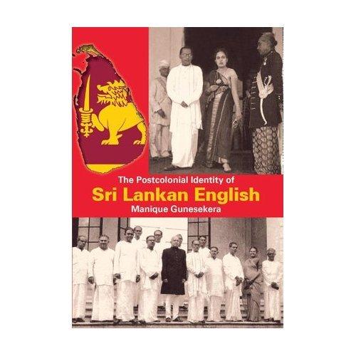 9789556651539: The Postcolonial Identity of Sri Lankan English