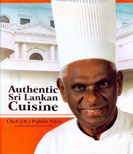 9789556713961: Authentic Sri Lankan Cuisine